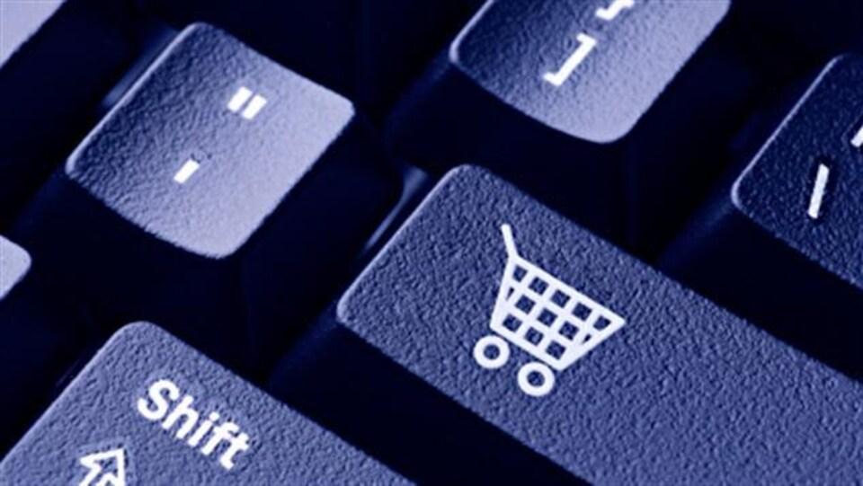 Votre projet entrepreneurial a pour objectif la vente en ligne?