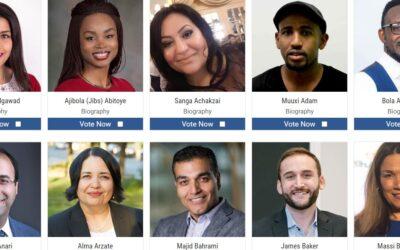 """Venez voter pour les """"25 Top entrepreneurs-immigrants"""" RBC au Canada"""